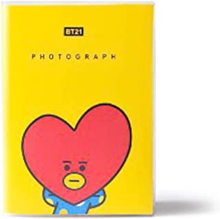 Hosston BTS Notebook, Kpop KOYA, CHIMMY, RJ,SHOOKY, MANG, COOKY, TATA Cute Cartoon Notebook School Office Supplies for Taking Notes and Drawing, Collection(07-TATA)
