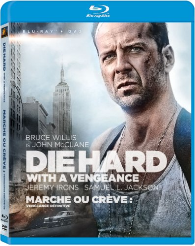 Die Hard 3: Die Hard With a Vengeance (Blu-ray / DVD Combo)
