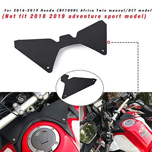 günstig Motorrad-Antivibrationshelm für Honda 2016-2019 Visiergabelschild Aufwind Luftstromabweiser… Vergleich im Deutschland