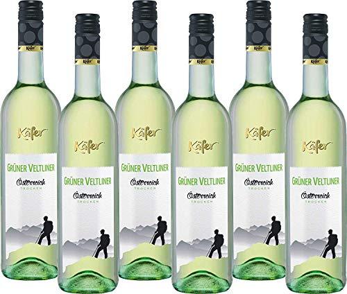 Feinkost Käfer Grüner Veltliner Qualitätswein Österreich 2016 (6 x 0.75 l)