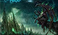 ジグソーパズルおもちゃWorldOf WarcraftIllidanフィギュア減圧