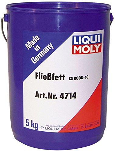 LIQUI MOLY 4714 Fließfett ZS Kook-40, 5 kg
