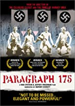 Best paragraph 175 documentary Reviews