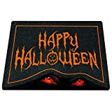 OIC Toys Mirage Halloween Doormat for Indoor/Outdoor Use (Wary Welcome)