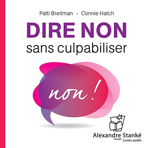 Dire non sans culpabiliser audiobook cover art