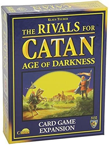 tienda de bajo costo Rivals for Catan Catan Catan - Age of Darkness Expansion by Mayfair Games  el precio más bajo
