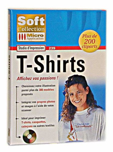 T-shirts studio d'impression