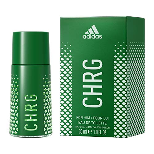 Adidas Sport, Charge, Mens Fragrance 1.0Oz Eau De Toilette