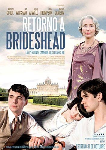 Retorno A Brideshead (Blu-Ray) (Import) (Keine Deutsche Sprache) (2012) Matthew Goode; Emma Thompson;