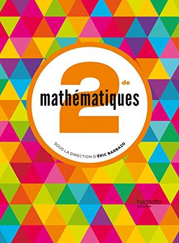 Mathématiques Barbazo 2de