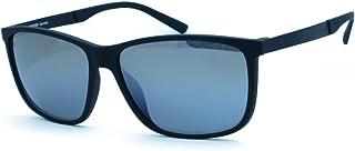 نظارات شمسية للنساء من رودينستوك لون أسود مقاس واحد