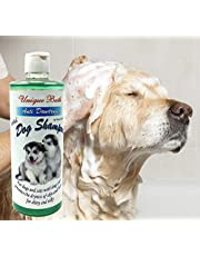 Herbal Unique Bath Pet Lifestyle Natural 2 in 1 Anti Dandruff Dog Shampoo with Conditioner for Healthy Petcare