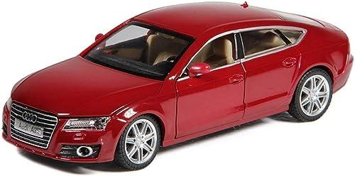 Nuevos productos de artículos novedosos. Maisto 1 24 de de de simulación de Audi A7 Modelo de Aleación Retroceder Modelo de Coche Diamina de Juguete Vehículo Niños Juguetes Colección Regaño Decoración Modelos Escala Vehículos  increíbles descuentos