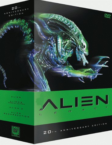 Alien (20th Anniversary Edition Box Set) [DVD]