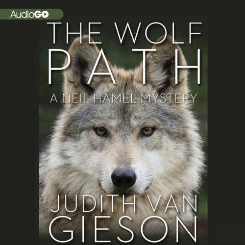 The Wolf Path audiobook cover art