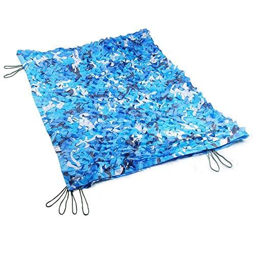 WZHCAMOUFLAGENET Marinemodus-Tarnnetz Für Sonnenschirm Camping Dekoration Outdoor Sports Shade Net Multi-Größe Optional (größe : 3 * 6m)
