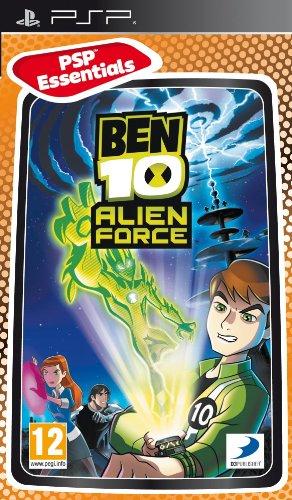 Ben 10 - Alien Force Essentials Pack (Sony PSP)