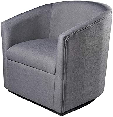 Hebel Madge Barrel Back Swivel Accent Chair | Model CCNTCHR - 166 |
