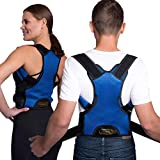 ZSZBACE Back Brace for Women and Men Improves Posture and Provides Lumbar Support - for Lower and Upper Back Pain (L)