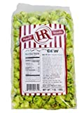 Dew Soda Popcorn - HR Poppin' Snacks - Gourmet Popcorn - One 7 oz Bag - Made in USA - Made in Gibbon, Nebraska - Delicious, Fresh Popcorn - Party Snack - 100's of Popcorn Flavors