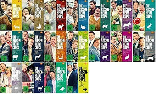 Staffel 1-18 (96 DVDs)