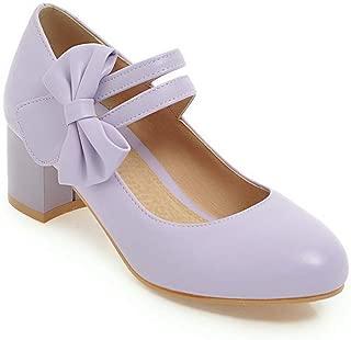 BalaMasa Womens APL12401 Pu Heeled Sandals