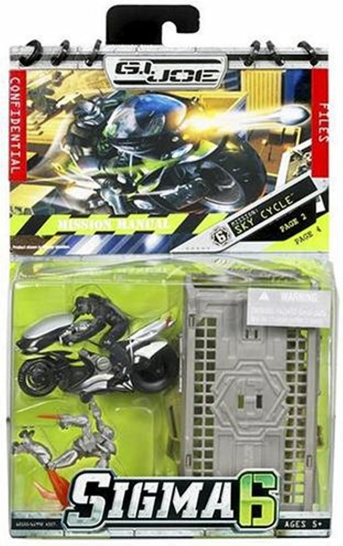 Hasbro G.I.Joe Sigma 6 Battle Pack Sky Cycle