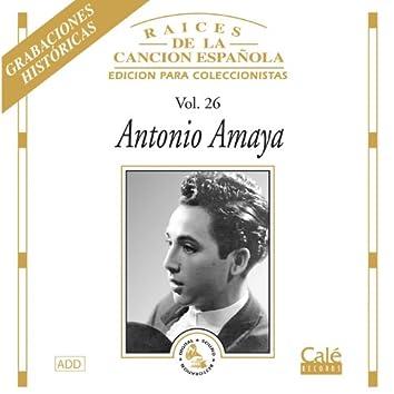 Raices de la Canción Española, Vol. 26