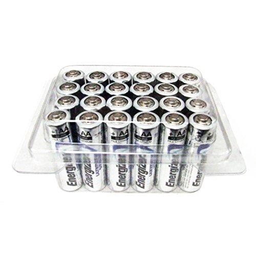 Energizer Ultimate - Batteria al litio AA (confezione da 24)