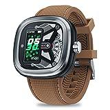 Zeblaze HYBRID 2 Smartwatch Fitness Activity Tracker Cardiofrequenzimetro Monitor Sfigmomanometro Contapassi GPS Integrato Orologio sportivo per Donna Uomo Bluetooth 4.0 per Android & iOS