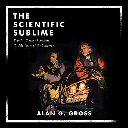 The Scientific Sublime audiobook cover art