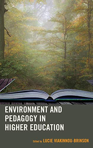 Price comparison product image Environment and Pedagogy in Higher Education (Ecocritical Theory and Practice)