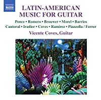 Latin American Music for Guitar