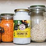 Coconut Merchant Organic Coconut Oil 1L   Extra Virgin, Raw, Cold Pressed, Unrefined   Ethically Sourced, Vegan… 3