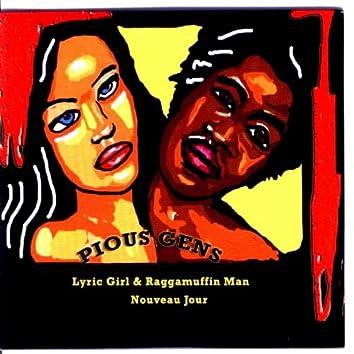 Lyric Girl & the Raggamuffin Man