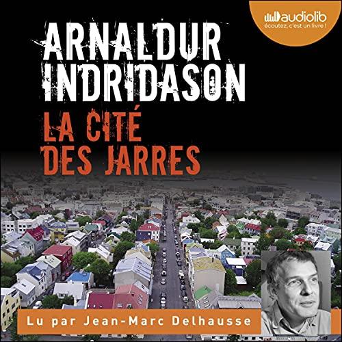 Couverture de La Cité des Jarres