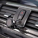 para BMW 3 4 Series GT F30 F30 F34 F32 F33 F36 2013-2019 Accesorios 3 Colores Soporte para teléfono móvil Trim (Negro)
