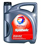 TOTAL 13585 Synthetic 5W40 LT.4