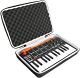 Khanka - Funda rígida para tablet Akai Professional MPK Mini MKII MK2 y Mini Play (USB MIDI), color...