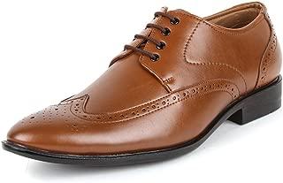 San Frissco Men's Sneakers-7 UK/India (41 EU) (EC 6811_TAN-7)