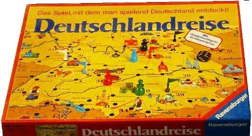 Deutschlandreise - gelbe Ausgabe