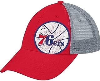 Philadelphia 76ers Womens Snapback Hat By Adidas ES79W