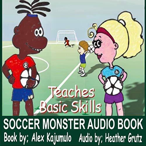 Soccer Monster Teaches Basic Skills cover art