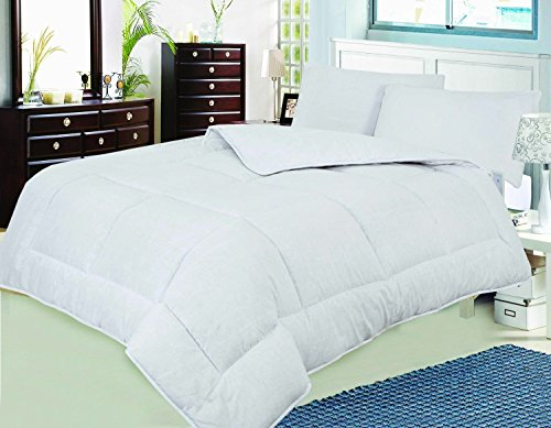 SleepyNights 5* HOTEL QUALITY EGYPTIAN COTTON PERCALE PREMIUM COLLECTION DUVET SUPER KING 7.5 TOG