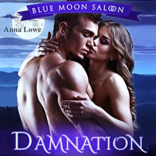 Damnation: Reckless Desires audiobook cover art