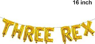 three rex birthday