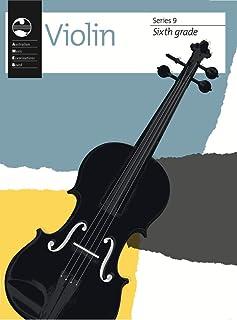 Ameb Violin Grade 6 Series 9
