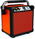 ION IPA74 Job Rocker Plus Rugged Bluetooth Sound System BlackSystem