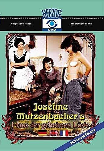 Josefine Mutzenbacher Haus der geheimen Lüste - Klassiker DVD