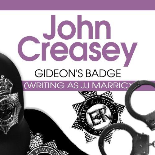 Gideon's Badge cover art